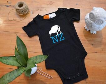 NZ Kiwi Onesie