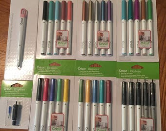Cricut Explore Pens & Accessories
