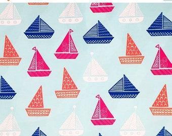 """Summer Sale BW-Jersey """"sail away"""""""