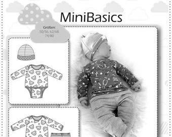 Summer Sale Farbenmix pattern dwarf packaging mini basics