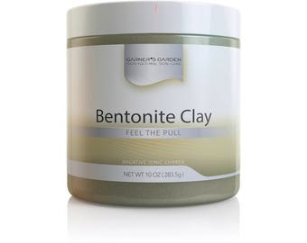 Bentonite Clay | 10 oz