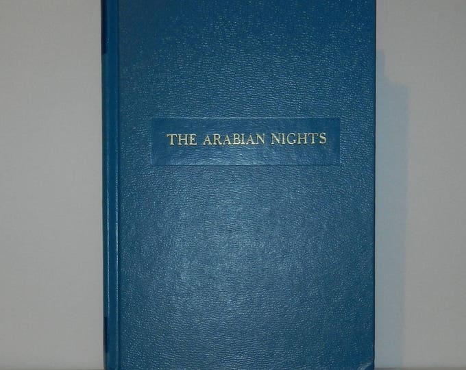 The Arabian Nights Best Loved Classics Hardcover 1963