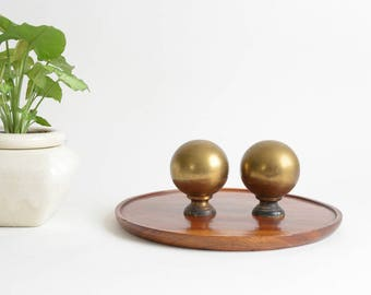 pair of brass balls solid brass balls balls for brass bed frame brass brass