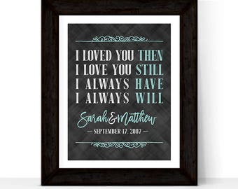 25th Anniversary Gifts For Parents Unique Wedding Gift Wife Her