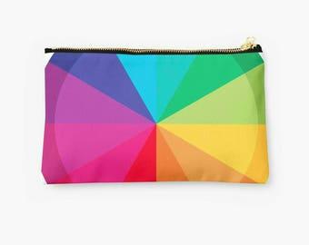 Colorful rainbow © hatgirl.de Studio clutches