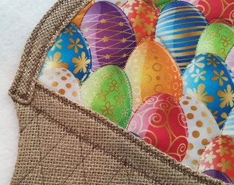 Easter Basket Placemats