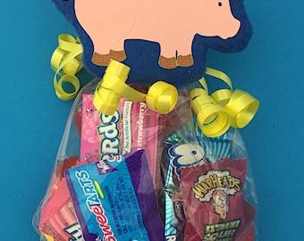Barnyard Birthday - Pig Baby Shower - Pig Birthday Party - Pig First Birthday - Pig Roast Birthday - Pig Party Supplies - Pig Tags