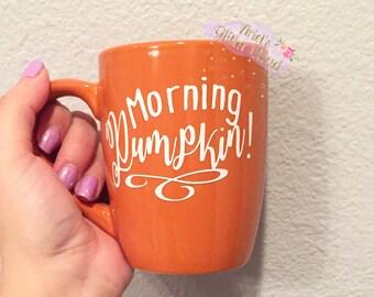 Morning Pumpkin