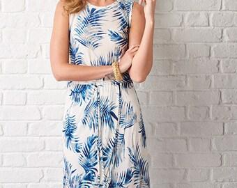 Simply Sewing Cotton + Chalk pattern Number 08 The Zara Dress (Sizes 6 thru 20)