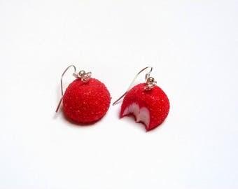 Sweet Strawberry earrings