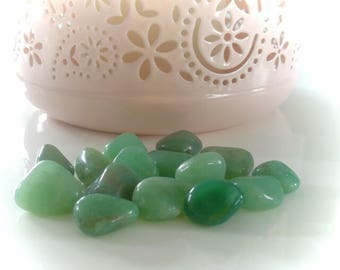 Wrapped aventurine for Crystal healing stone