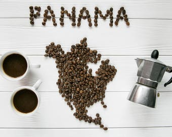 Panama Coffee, Fresh Roasted Coffee