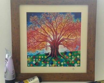 Tree of Life #2 Framed Print