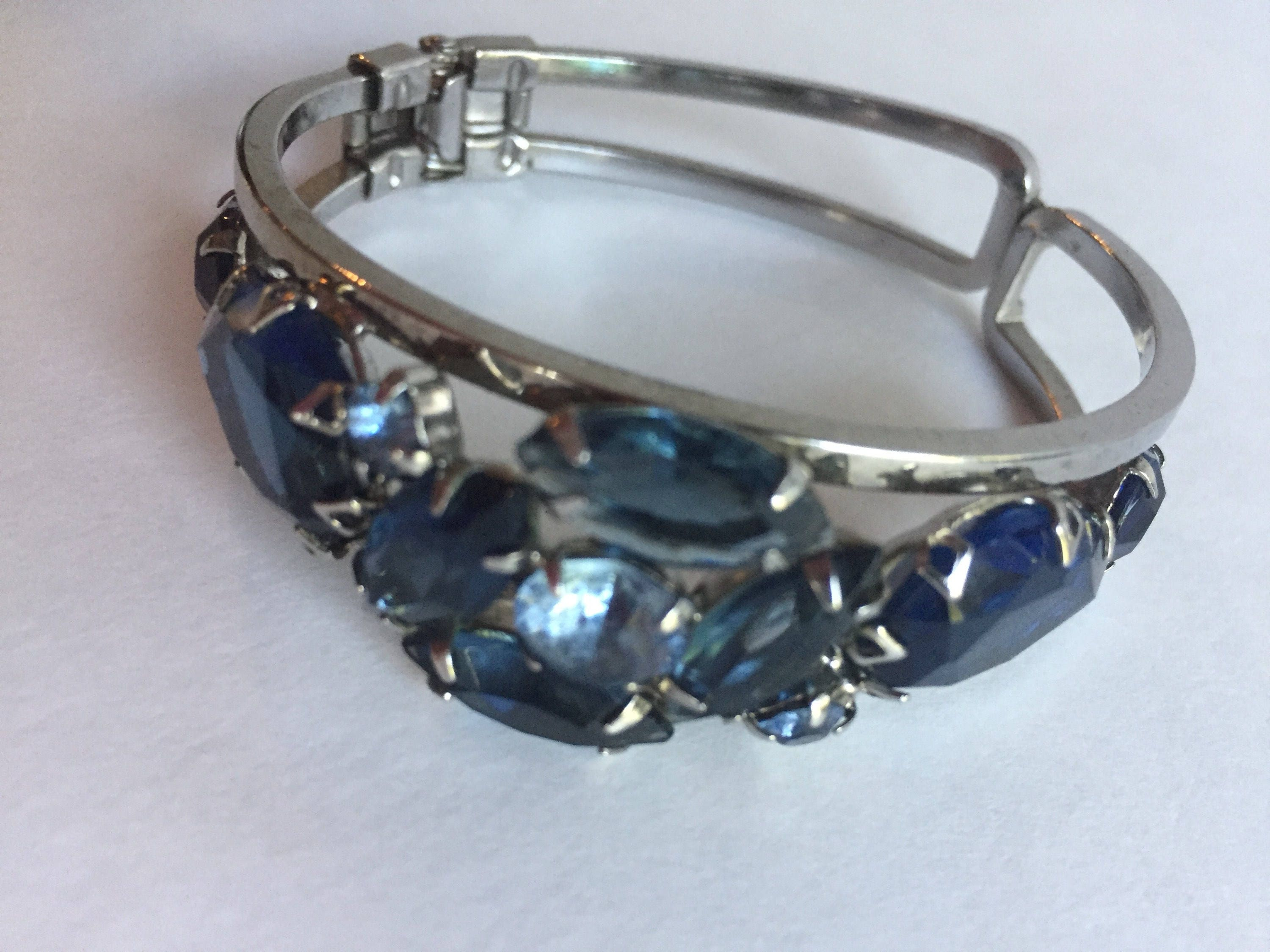 vintage loved dior clamper house blue trotter boutique of pre bracelet product