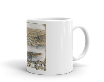 Coffee Mug - Hermann Missouri 1869
