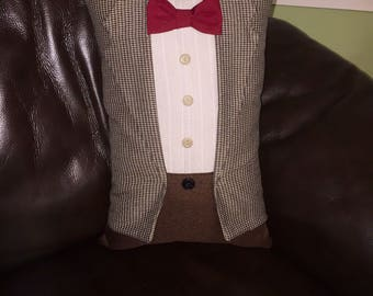 Doctor Who Pillow *ready to ship next day