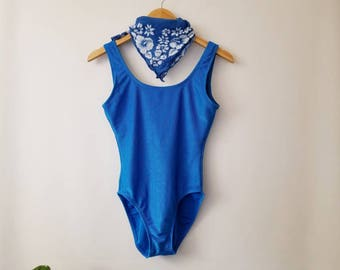 Vintage Catalina Swimsuit // One Piece Swimsuit