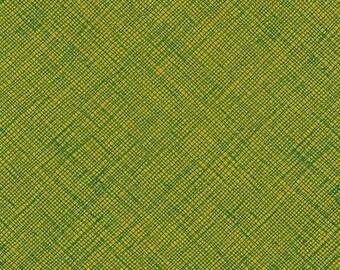 Architextures - Crosshatch Leaf - Carolyn Friedlander - Robert Kaufman (AFR-13503-43)