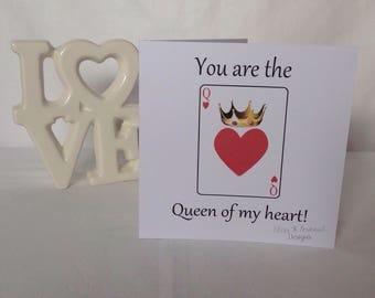 Wedding Anniversary / Valentines Day Card - Husband | Wife | Fiancé |Girlfriend | Boyfriend