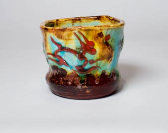 Colorful Cachepot(91)