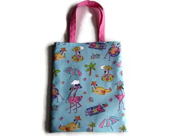 Pink Flamingo Bag