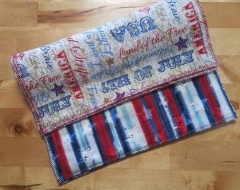 Set of 6 Unpaper Towels, Napkins, Wipes MIX & MATCH
