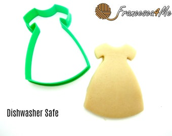 Dress Cookie Cutter/Multi-Size/Dishwasher Safe