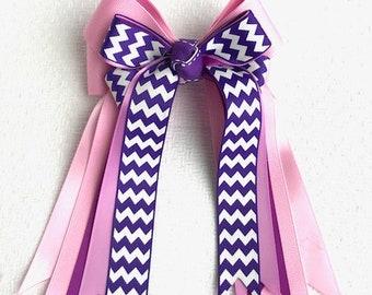 Equestrian hair bows, hair accessory, equestrian clothing, gift