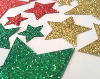 Star die cuts