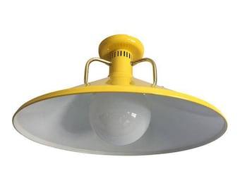 1970s Modern Ceiling Light