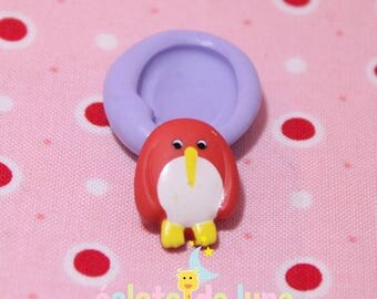 Penguin 17 15 mm silicone mold