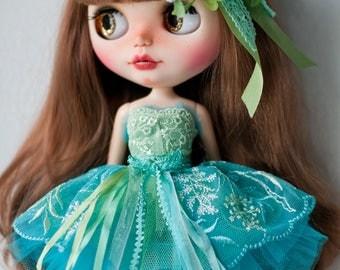 Blue/mint set for Blythe.