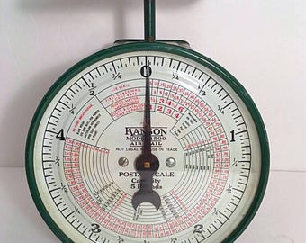 Vintage Hanson Air Mail Scale