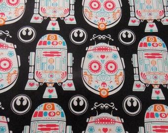 Made to Order: R2D2 C3PO Star Wars Sugar Skulls Minnie Ears