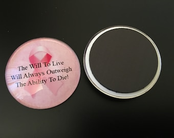 """Magnet  - Breast Cancer """"Will To Live..."""""""