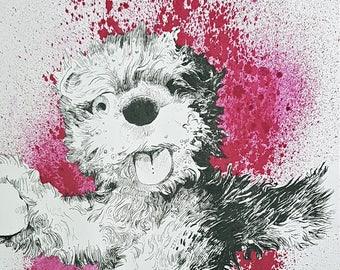 Breaking Bad - Pink Teddy Bear