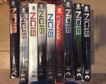 NCIS Seasons 1-9