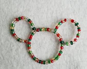 "Christmas ""Mickey"" Pendant"