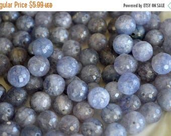 60% off CLEARANCE 12mm Faceted Aquamarine Beads, Light Blue Gemstone Beads, GROUP 2 Blue Stone Beads, Hole 1mm, 3 beads, Aquamarine Quartz G