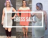 DRESS PATTERN SALE, knit dress patterns, knit dresses, knit pattern bundle