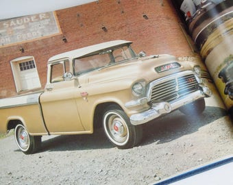 GM The First 75 Years of Transportation Products / Great Automotive History Book / Be an Instant Car Guy!