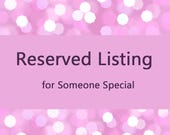 Reserved Listing for Caren only, Facebook Cover and Profile, Large Cover banner and shop icon, with shop name added, Mermaid Bubbles