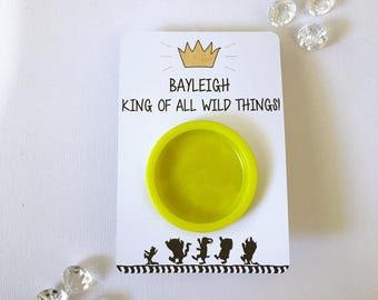 Where the wild things are playdoh cards