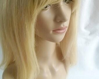 Blonde Wig Etsy