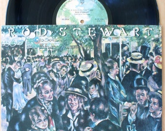 Rod Stewart - A Night on the Town (1977) Vinyl LP  Tonight's the Night