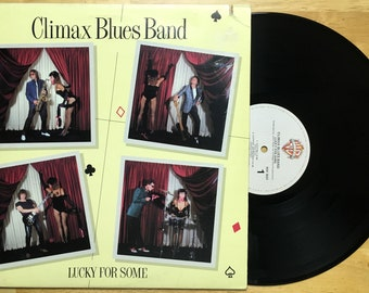 Climax Blues Band - Lucky for Some (1981) Vinyl LP; Darlin'
