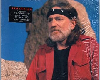 Willie Nelson - The Promiseland (1986) Vinyl LP  Living in the Promise Land