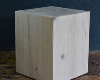 Cubish side table