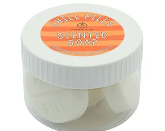Soap Chill Pills  - kind to sensitive skin