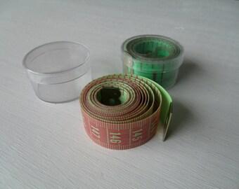 1 meter Ribbon sewing 1.5 m = 60inch in original plastic box